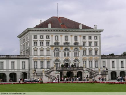 Schloss Nymphenburg - Schloss Nymphenburg
