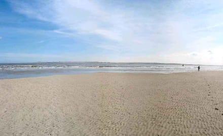 Ostküste - Strand Baltrum