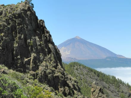Nature reserve/Zoo - Teide National Park
