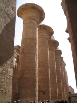 Tagesausflug-Luxor - Amonstempel Karnak