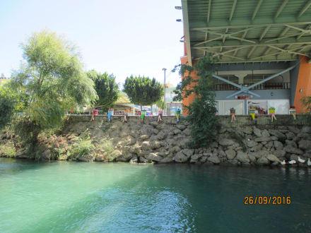 Brücke - Flussfahrt Manavgat