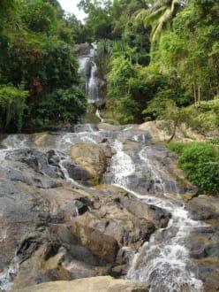 unser Ausflug - Na Muang Wasserfall