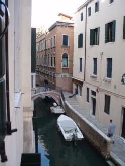 Ausblick vom Zimmer  - Hotel Duodo Palace