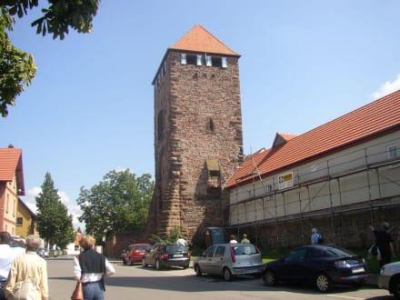 Martinsturm - Stadtführung Ladenburg