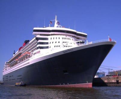 Queen Mary 2 - Hafen Hamburg