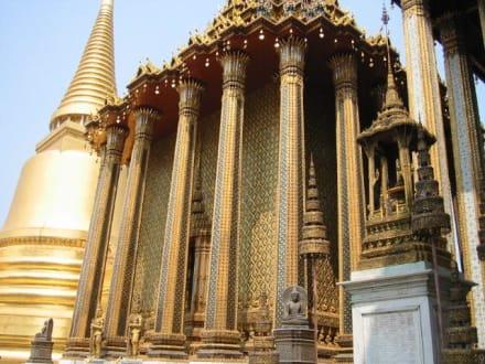 Grand Pallace in Bangkok - Wat Phra Keo und Königspalast / Grand Palace