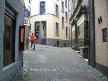 Gasse in der Altstadt - Altstadt Cochem