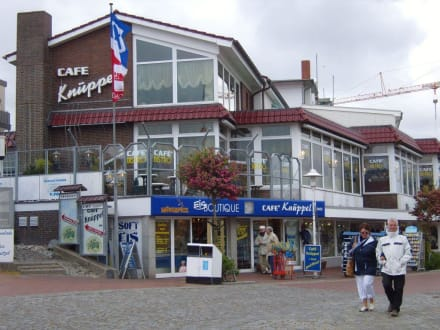 """Cafe' Knüppel, am """"MUSEUMSHAFEN""""! - Cafés"""