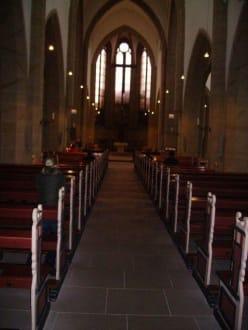 Die Klosterkirche St. Michael - Kloster Marienrode