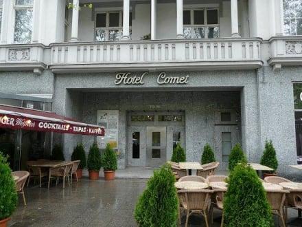Comet casino