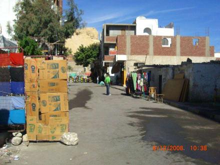Bazarstraße - Zentrum Hurghada