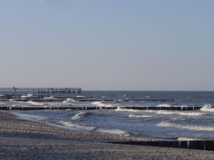 Das Meer - Strand Ahlbeck