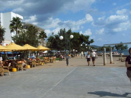 Promenade - Strandpromenade Cala Millor