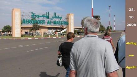 Flughafen Al-Massira/Agadir - Flughafen Al Massira (AGA)