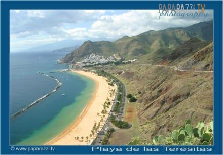 *Playa de las Teresitas* - Strand Las Teresitas