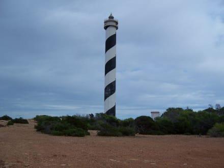 Leuchtturm - Faro des Moscarter