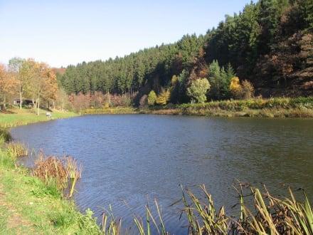 Der Heilbachsee - Heilbachsee