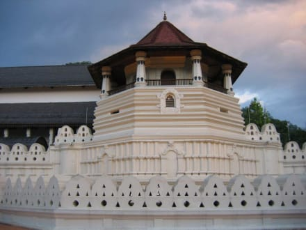 Kandy - Dalada Maligawa (Zahntempel)
