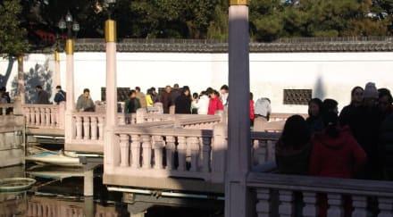 Zick-Zack-Brücke - Hu Xin Ting Teehaus