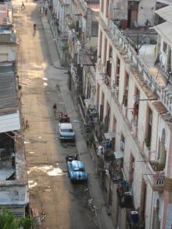 Strassenbild Havanna - Altstadt Havanna