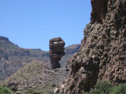 Steinformationen - Teide Nationalpark