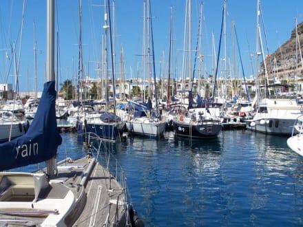 Der Hafen - Hafen Puerto de Mogán