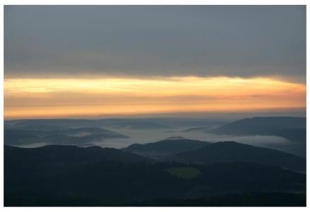 Sonnenaufgang am Feldberg - Feldberg