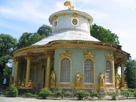 Chinesisches Haus - Schlosspark Sanssouci