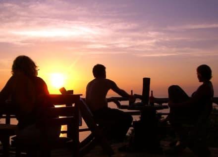 Sunset im Small View Point, Kata Noi Beach - Small View Point