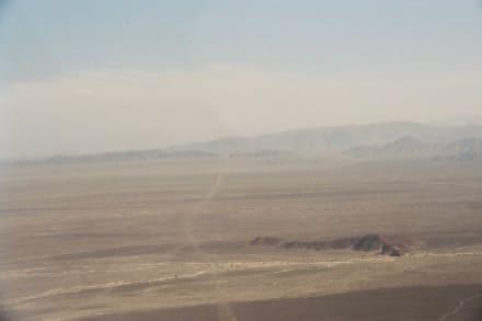 Ebene von Nazca - Nazca-Linien