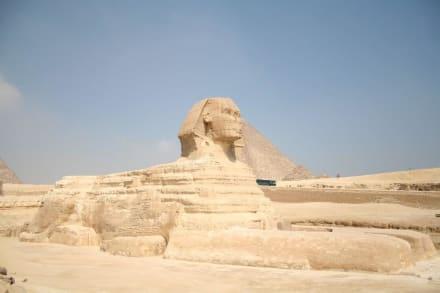 Gizeh, Sphinx - Sphinx von Gizeh