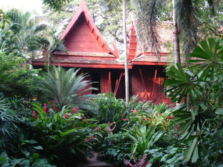 Thai-Style - Jim Thompson Haus