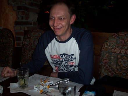 Olaf und die Zigaretten - HolidayCheck User-Treffen Nord