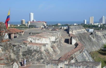 Festung - Castillo de San Felipe de Barajas