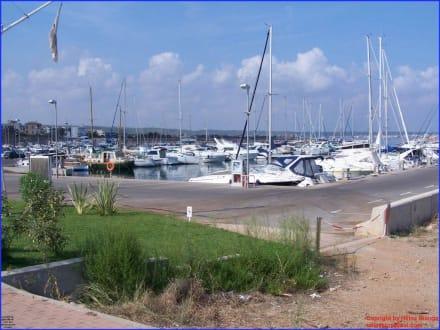 Hafen - Hafen Colonia De Sant Pere