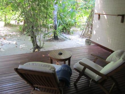 gartenbungalow bild robinson club maldives in viligili. Black Bedroom Furniture Sets. Home Design Ideas