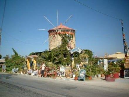 Taverne / Cafe Atlantica Princess - Windmill
