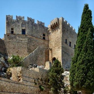 Festung - Akropolis von Lindos