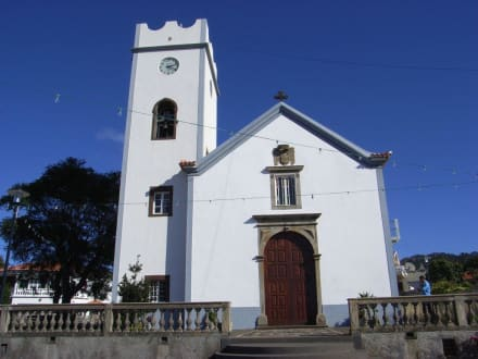 Kirche von Ponta do Pargo - Kirche von Ponta do Pargo