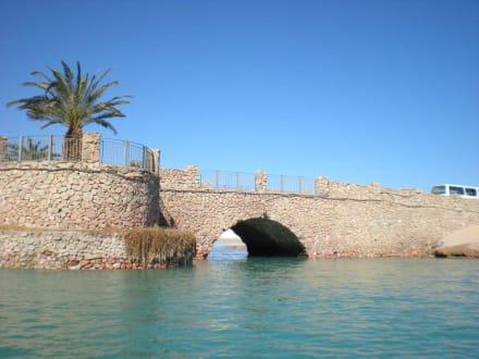 Brücke - Ausflug nach El Gouna