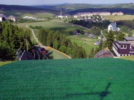 Überblick - Fichtelbergschanze