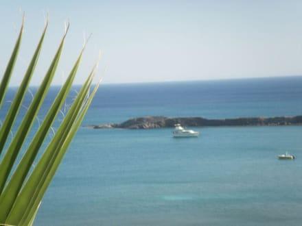 Taverne Théologos - etwas abseits - Inseltour mit Mietauto/Fahrrad