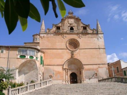 Pfarrkirche Sant Miquel - Kirche Sant Miquel