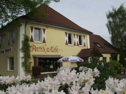 Antik & Café - Fischhaus Antik & Café
