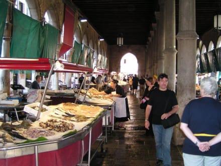 Fischmarkt in Venedig (Pescheria) 2 - Fischmarkt (Pescheria)