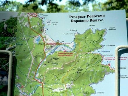 Ropotamo Nationalpark - Ausflug - Das andere Bulgarien