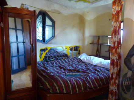 Blick ins Bären-Zimmer - Hang Nga Haus / Crazy House
