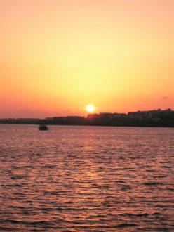 Sonnenuntergang - Playa Flamingo