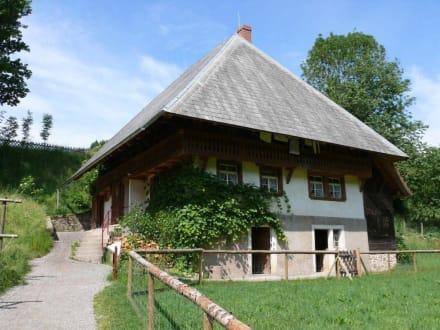 Alte Schwarzwaldhöfe - Freilichtmuseum Vogtsbauernhöfe