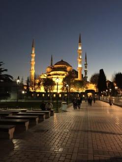 Bester Hotel in Istanbul - Sultan Ahmed / Blaue Moschee